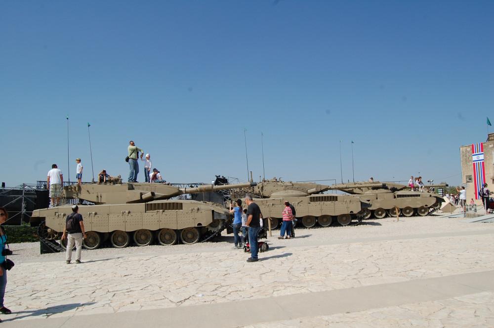 Музей танков в Израиле 29