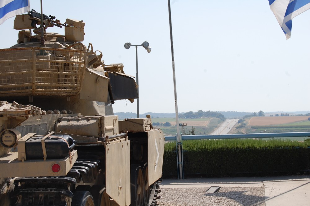 Музей танков в Израиле 30