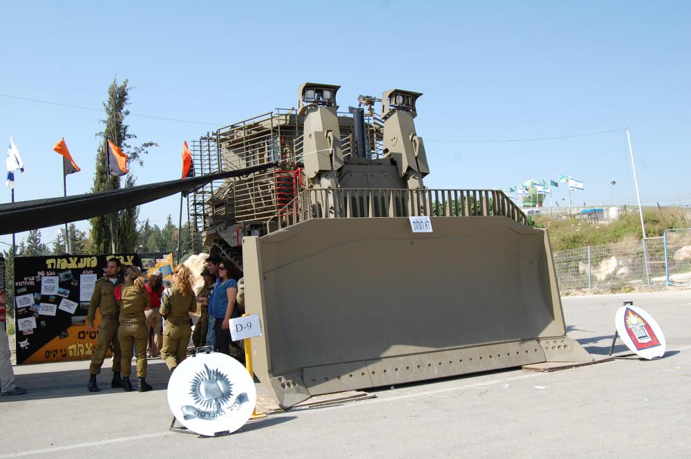 Музей танков в Израиле 31