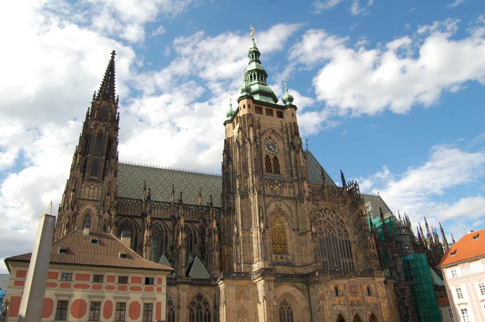 Собор Святого Вита в Праге 1