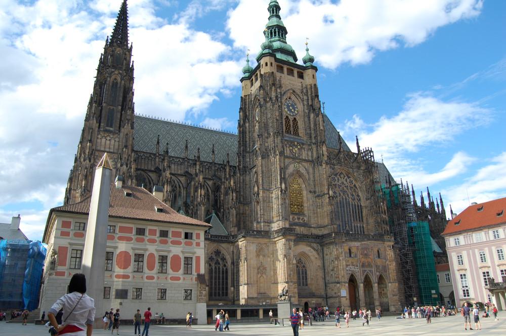 Собор Святого Вита в Праге 3