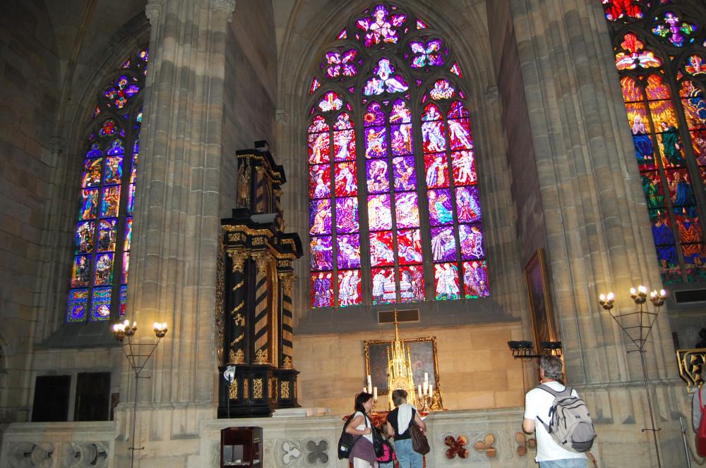 Собор Святого Вита в Праге 9
