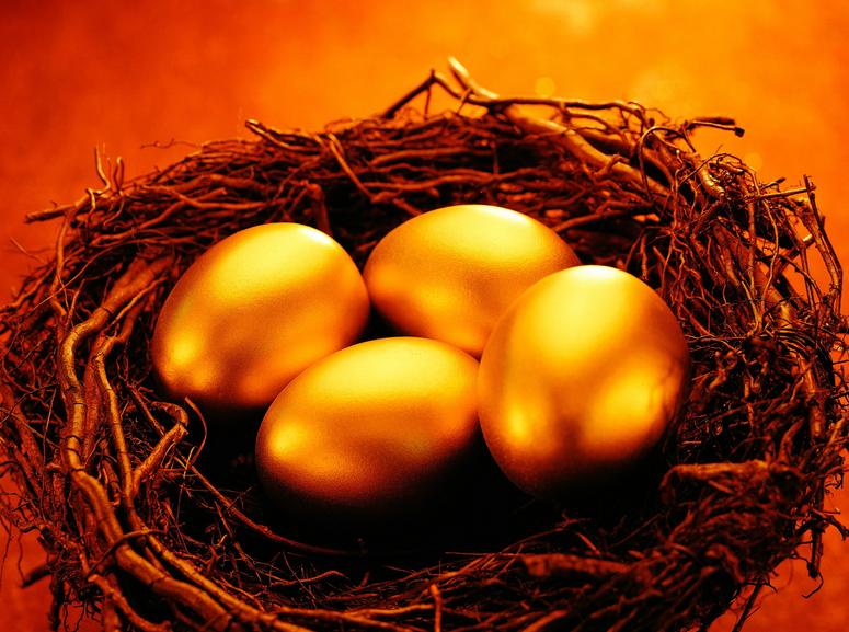Золотые яйца в Интернете