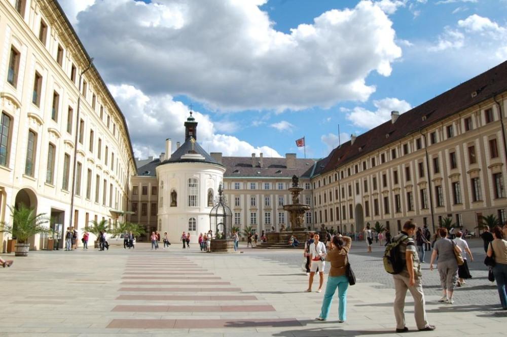 Прага 3