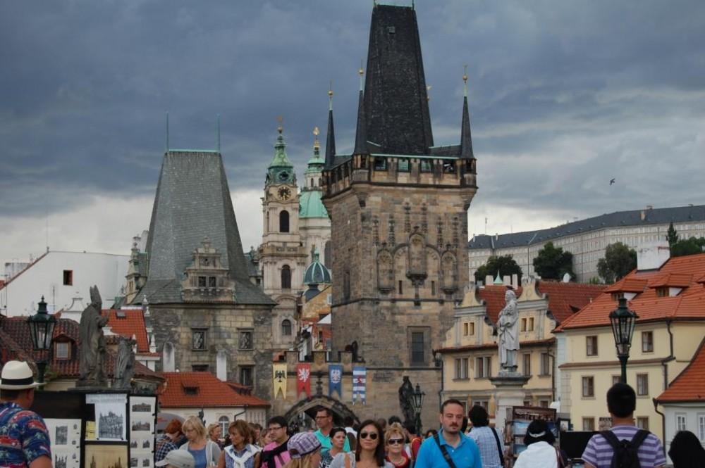 Прага 10
