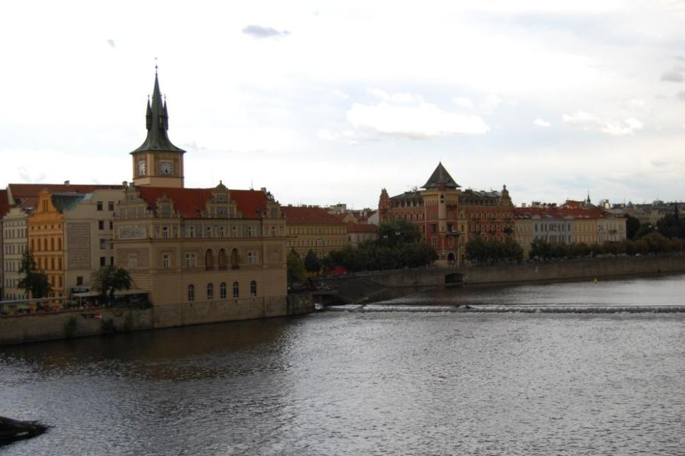 Прага 11
