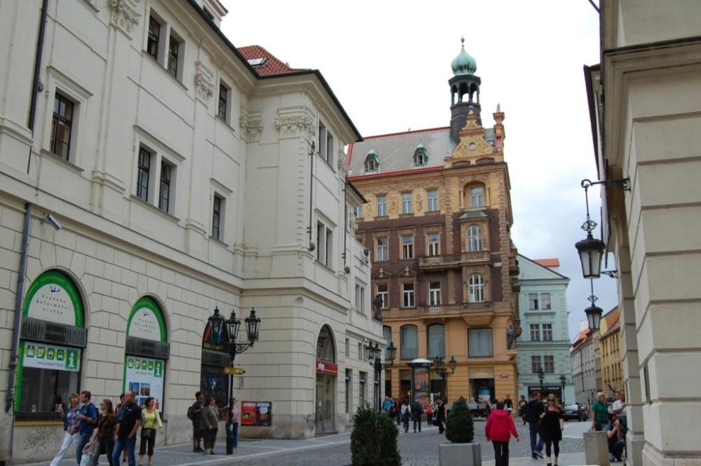Прага 14