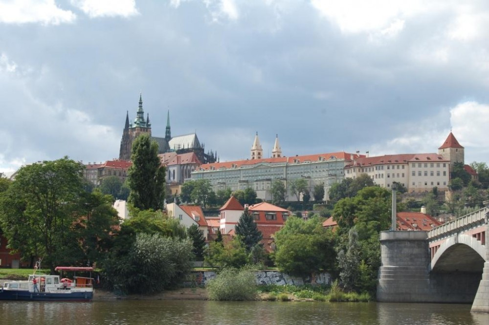 Прага 17