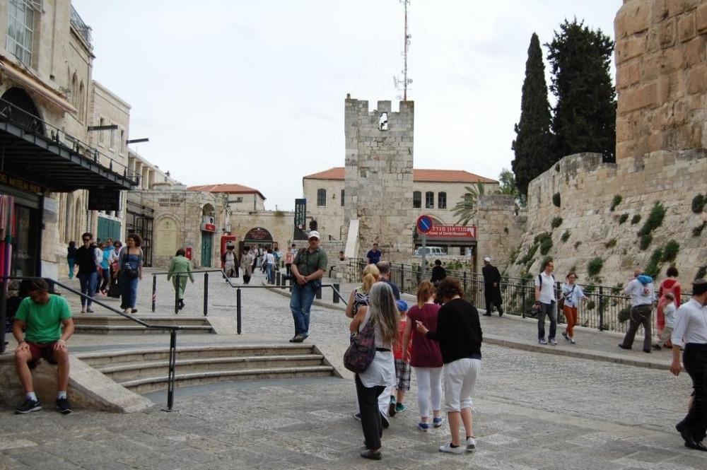 Иерусалим Старый город Песах 2014 1