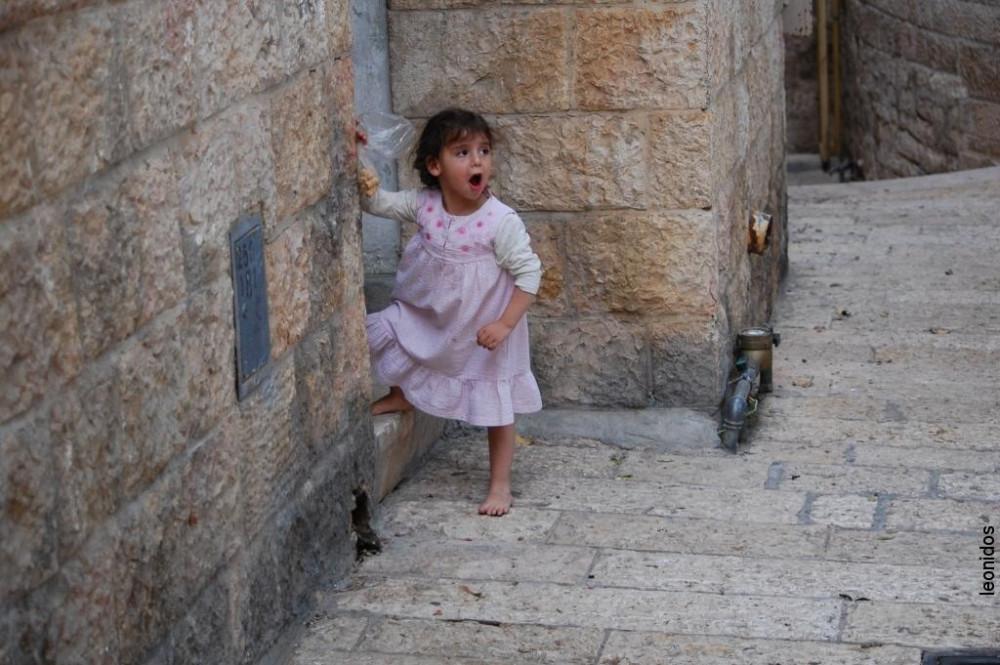 Иерусалим Старый город Песах 2014 14