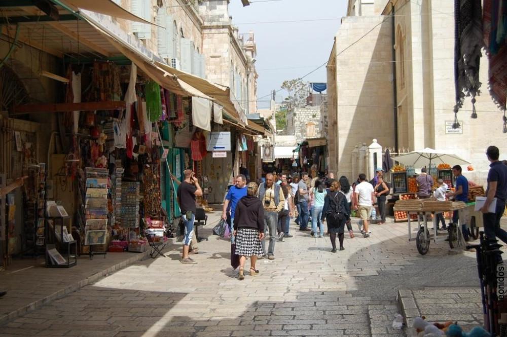 Иерусалим Старый город Песах 2014 2