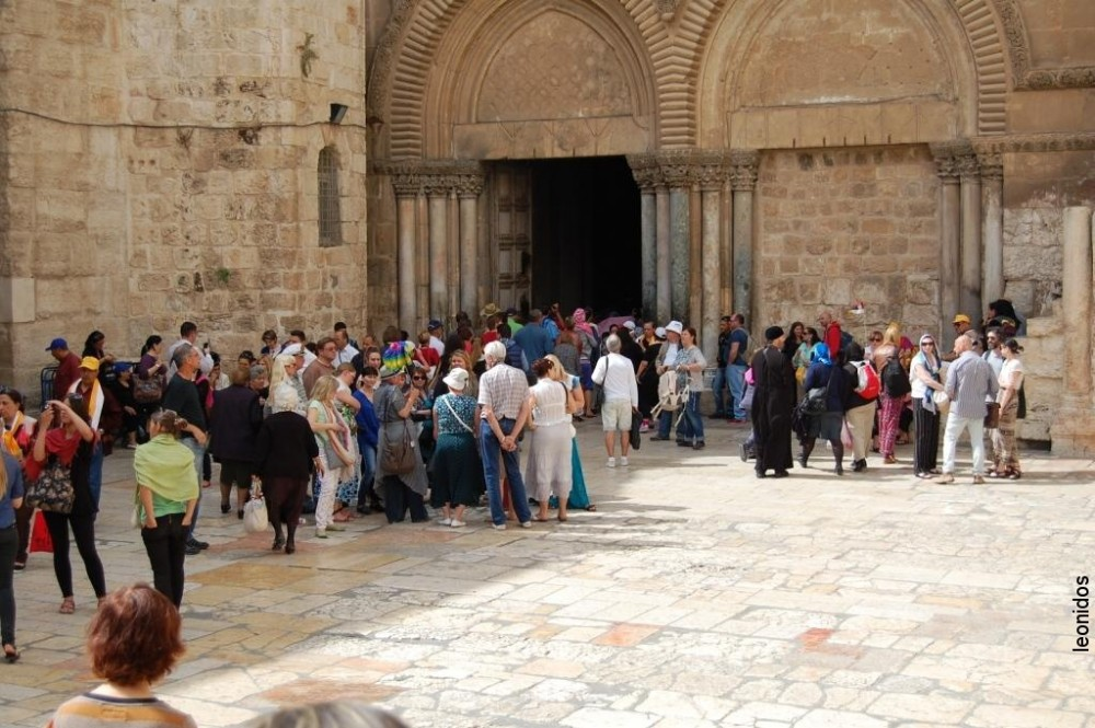 Иерусалим Старый город Песах 2014 3