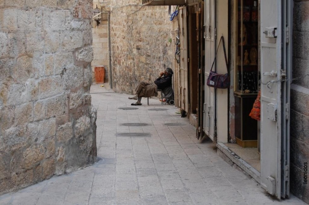 Иерусалим Старый город Песах 2014 4
