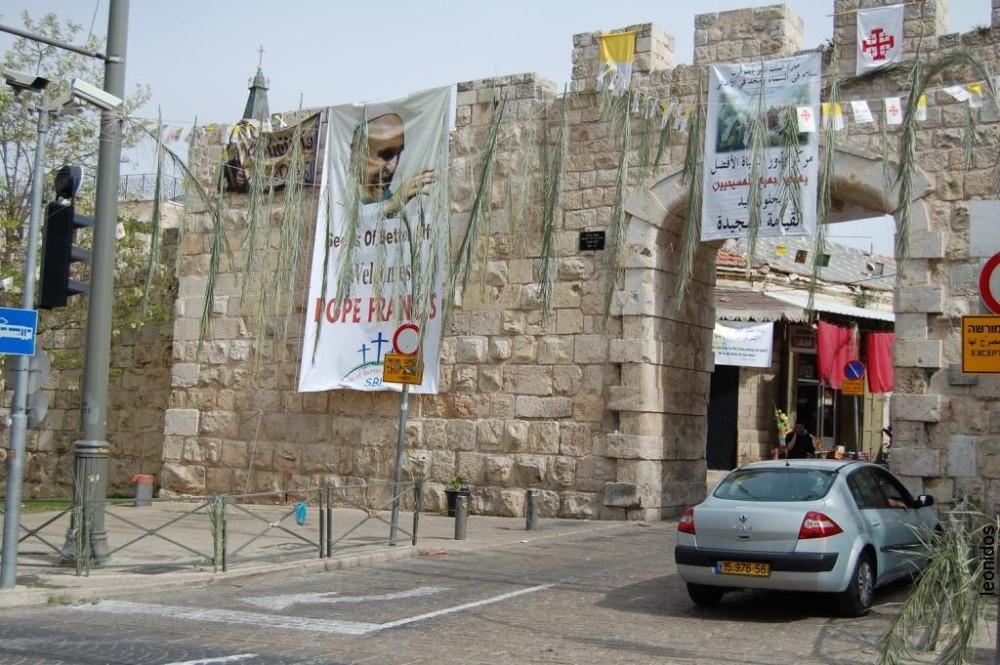 Иерусалим Старый город Песах 2014 5