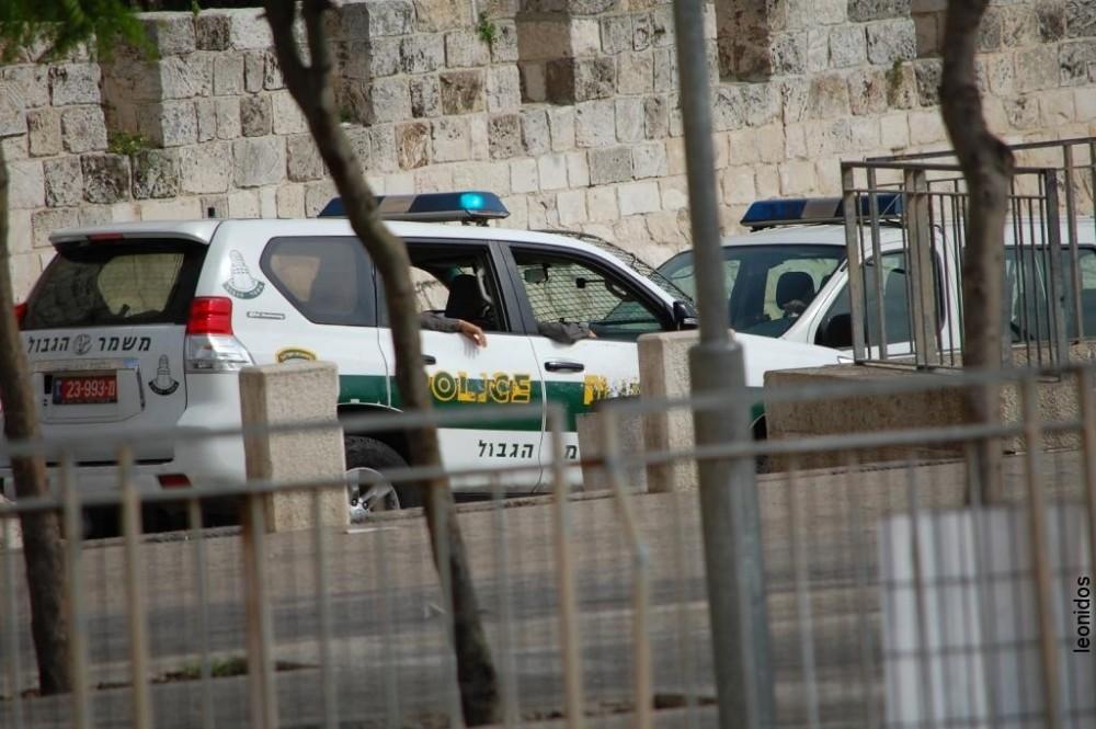 Иерусалим Старый город Песах 2014 8