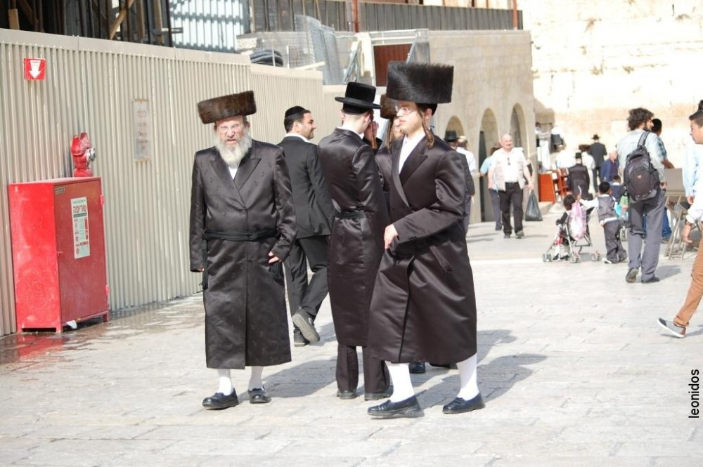 Иерусалим Старый город Песах 2014 10