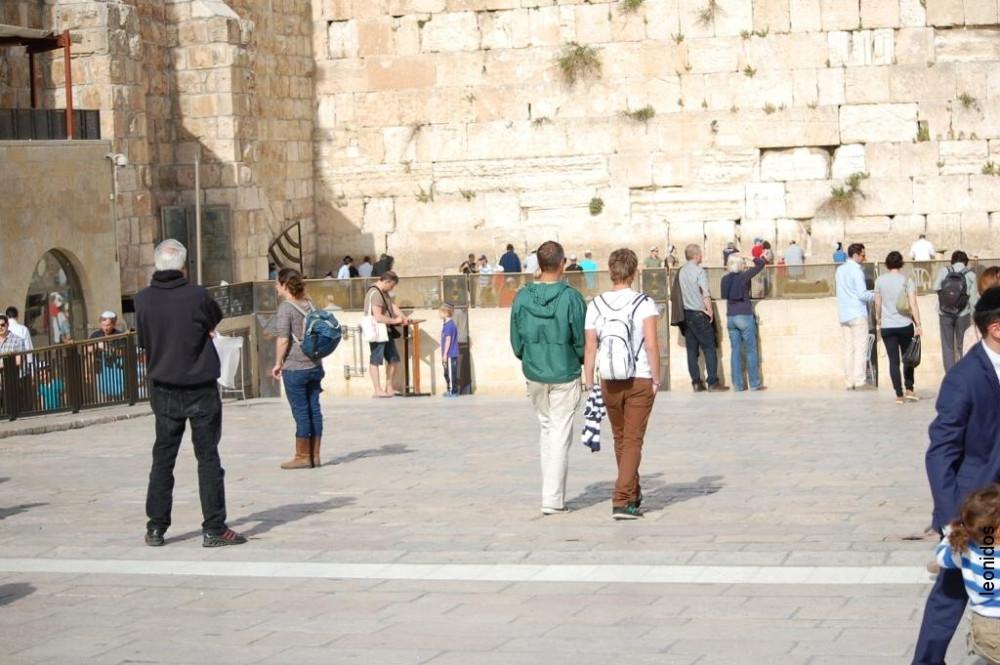 Иерусалим Старый город Песах 2014 11