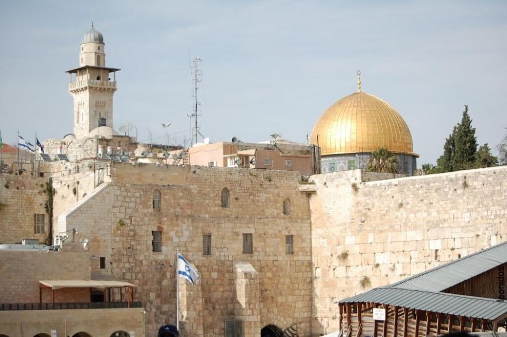 Иерусалим Старый город Песах 2014 13