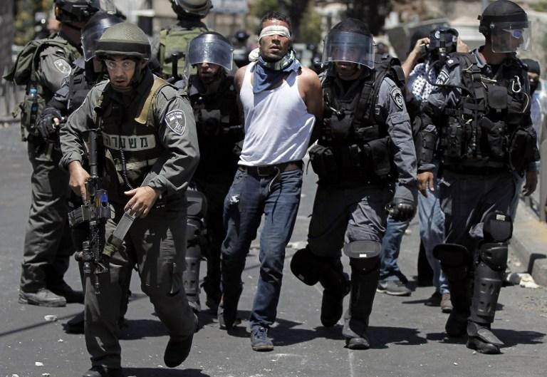 Службы безопасности в Иерусалиме 3