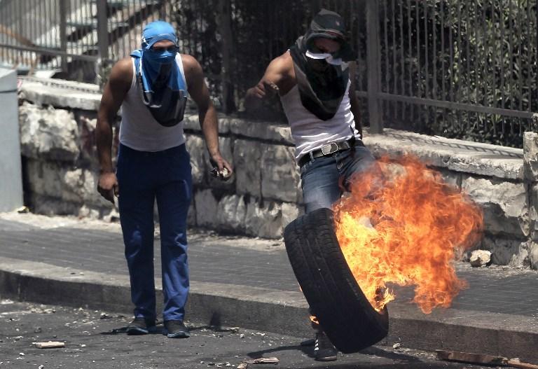 Службы безопасности в Иерусалиме 4