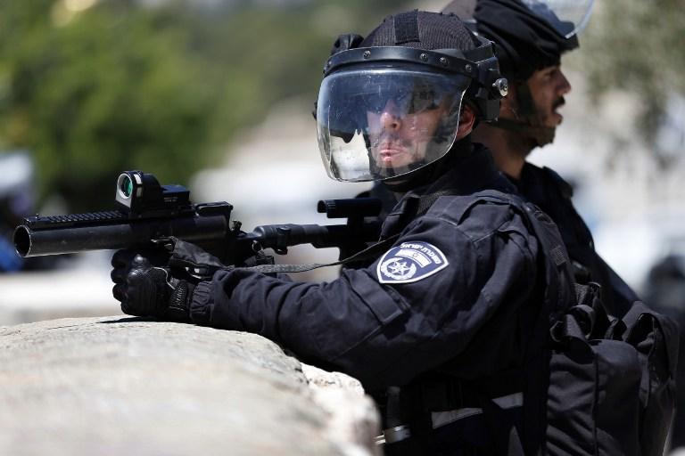 Службы безопасности в Иерусалиме 7