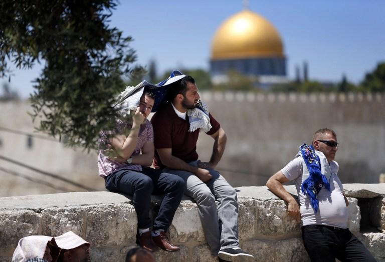Службы безопасности в Иерусалиме 10