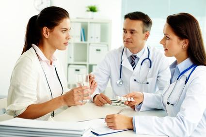 Диагностика, лечение