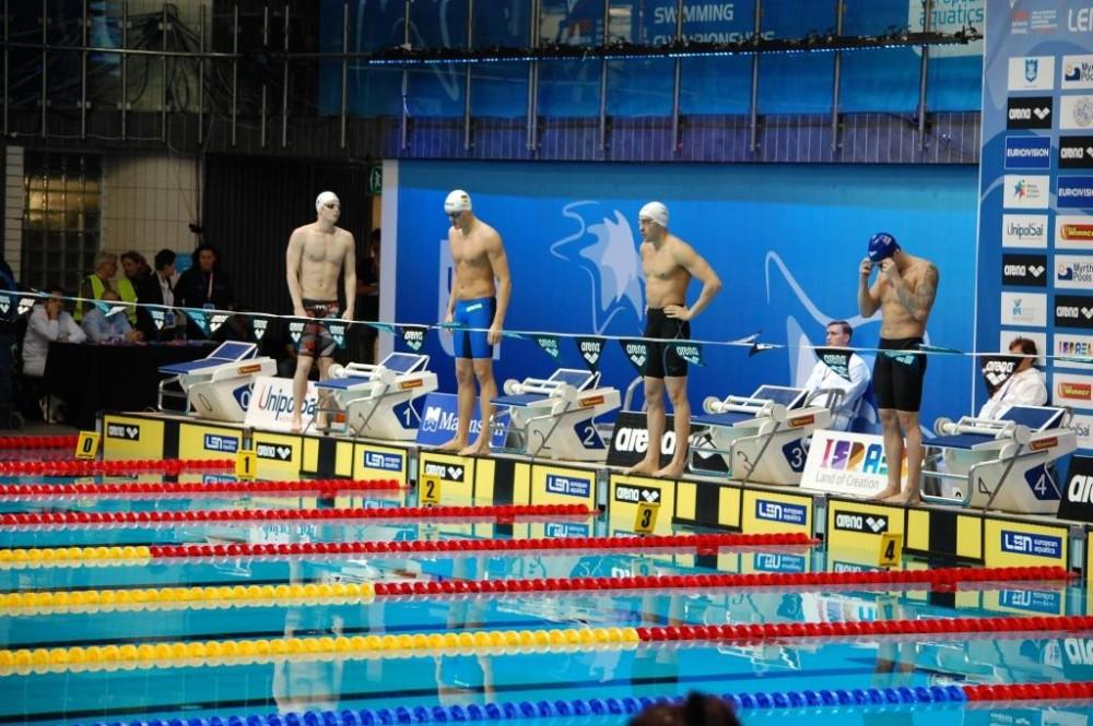 2015 Чемпионат Европы на короткой воде 3