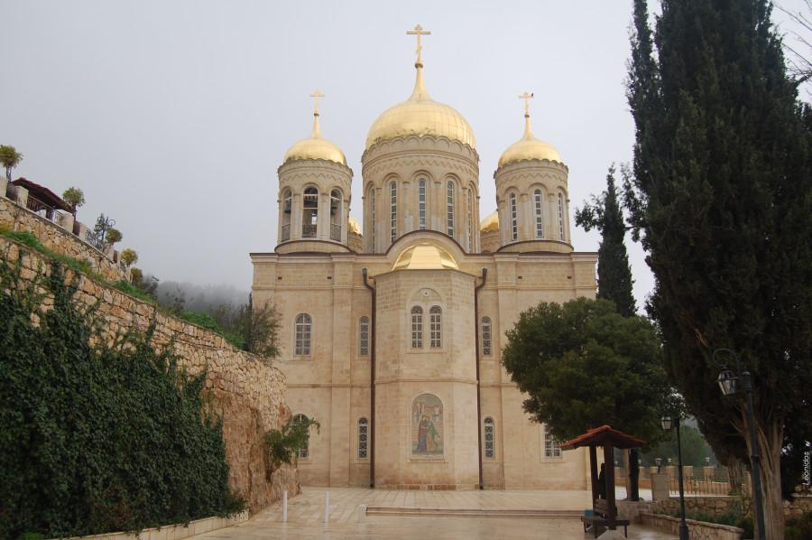 Частичка Русской земли - Горненский женский монастырь в Израиле