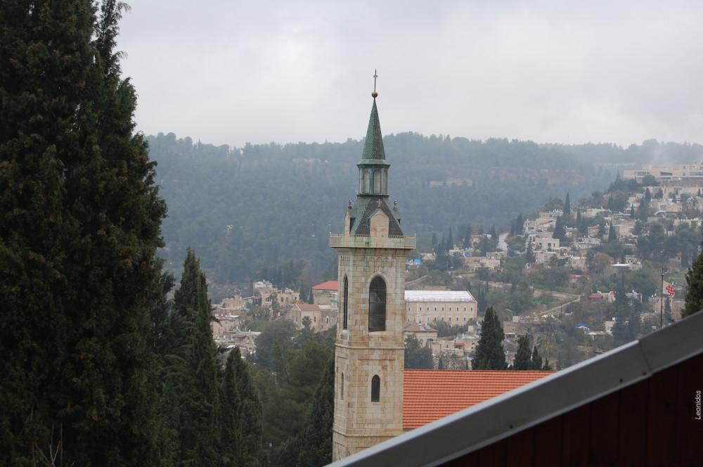 Частичка Русской земли - Горненский женский монастырь в Израиле 5