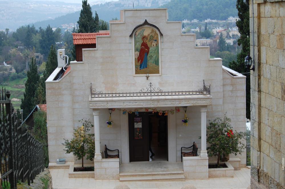 Частичка Русской земли - Горненский женский монастырь в Израиле 6