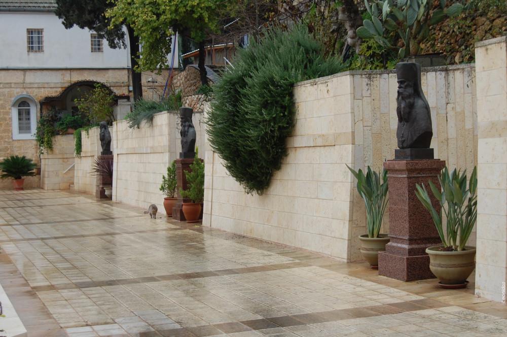 Частичка Русской земли - Горненский женский монастырь в Израиле 8