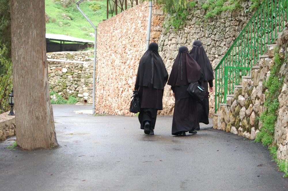 Частичка Русской земли - Горненский женский монастырь в Израиле 9