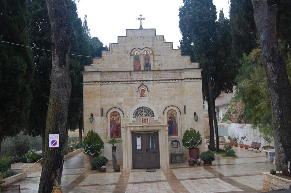 Частичка Русской земли - Горненский женский монастырь в Израиле 10