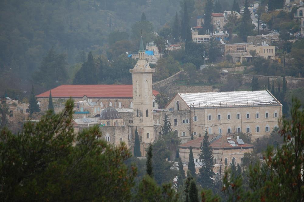 Частичка Русской земли - Горненский женский монастырь в Израиле 11