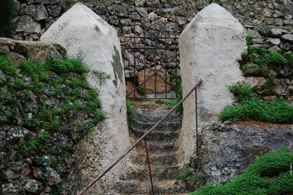 Частичка Русской земли - Горненский женский монастырь в Израиле 13