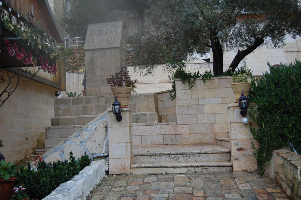 Частичка Русской земли - Горненский женский монастырь в Израиле 15