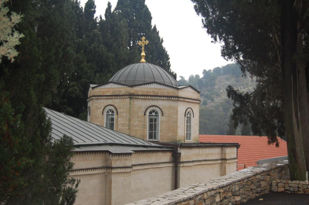 Частичка Русской земли - Горненский женский монастырь в Израиле 16