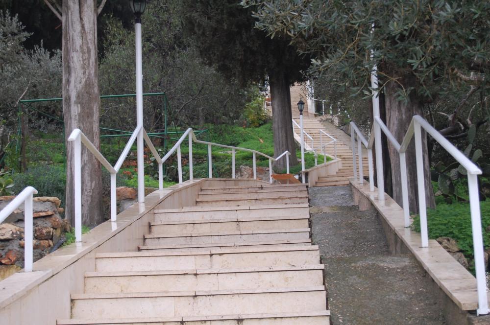 Частичка Русской земли - Горненский женский монастырь в Израиле 17