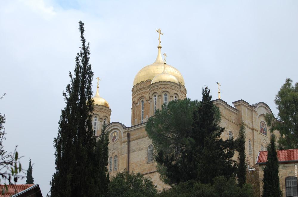 Частичка Русской земли - Горненский женский монастырь в Израиле 19