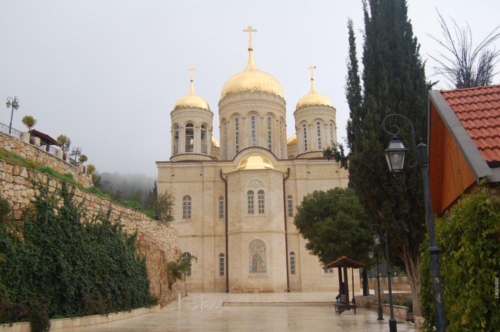 Частичка Русской земли - Горненский женский монастырь в Израиле 21
