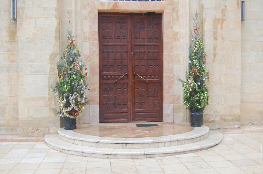 Частичка Русской земли - Горненский женский монастырь в Израиле 22