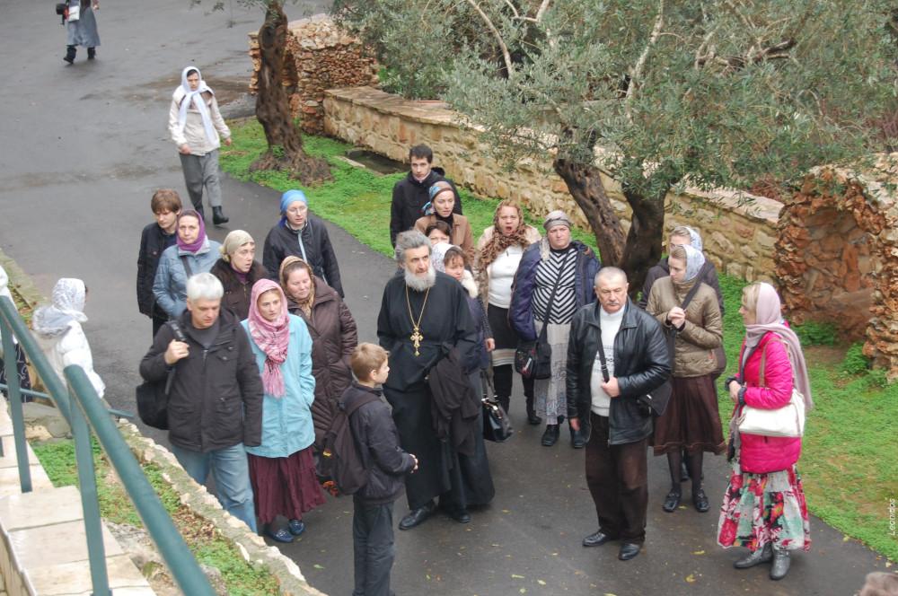 Частичка Русской земли - Горненский женский монастырь в Израиле 24