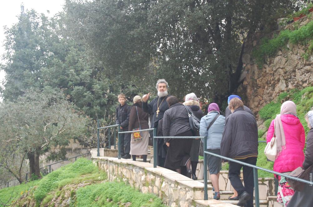 Частичка Русской земли - Горненский женский монастырь в Израиле 25