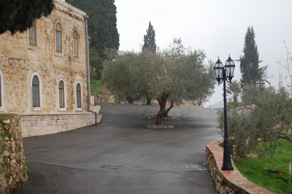 Частичка Русской земли - Горненский женский монастырь в Израиле 26