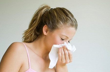 сезонная аллергия на цветение август