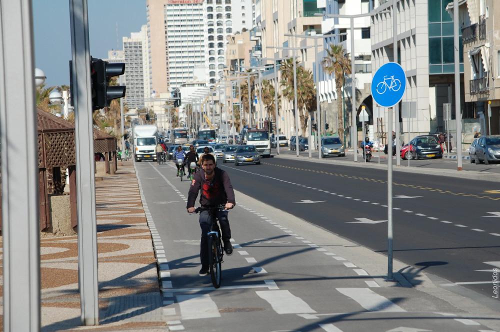 Светофор для велосипедистов 3