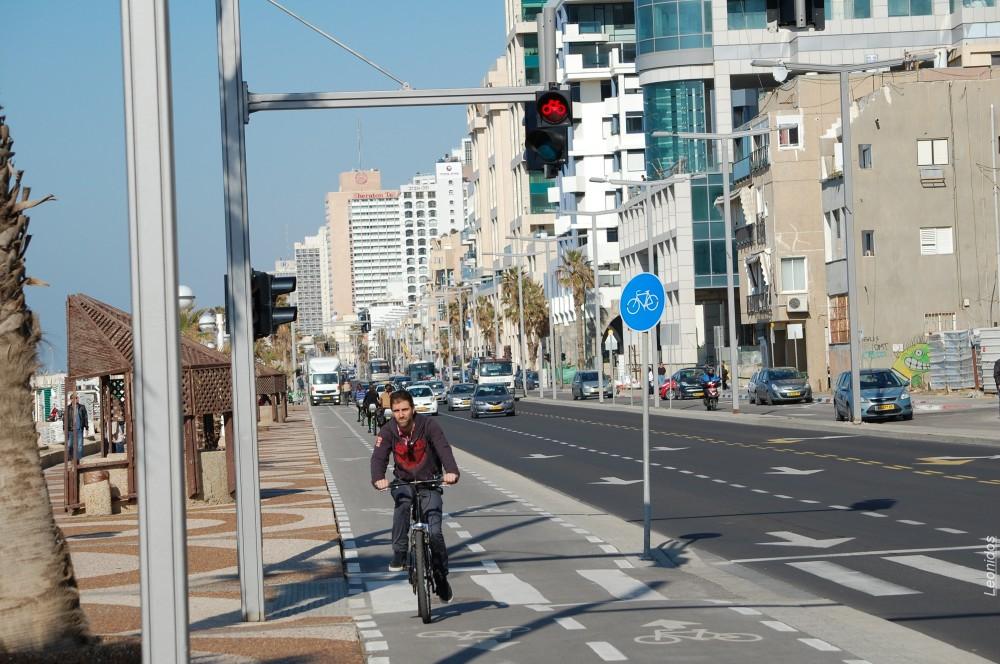 Светофор для велосипедистов 4