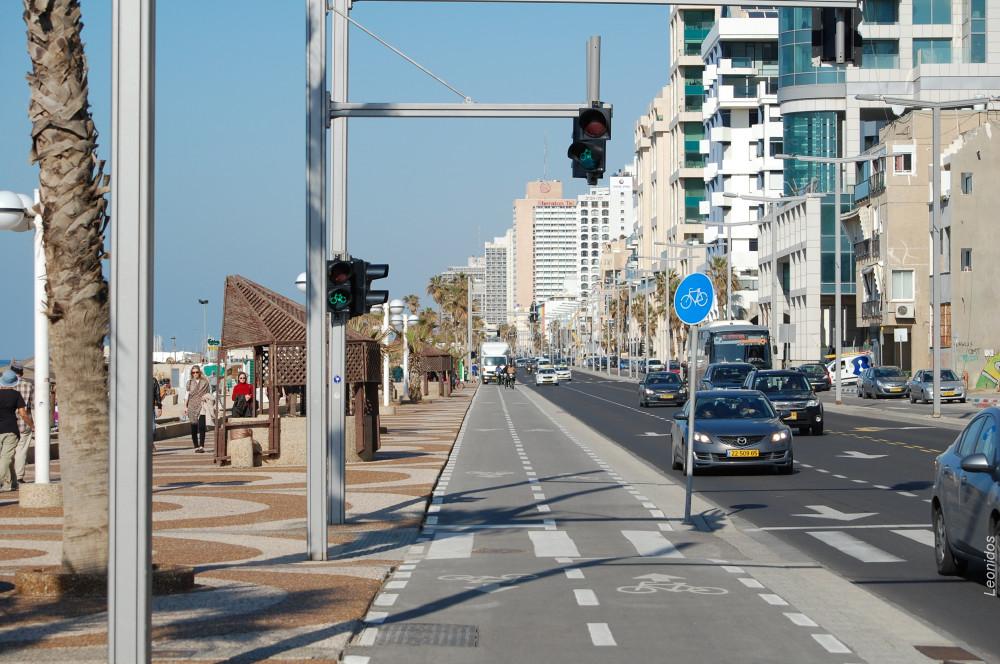 Светофор для велосипедистов 5