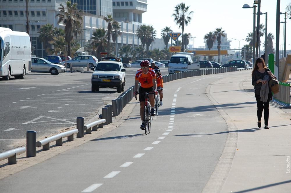 Светофор для велосипедистов 6